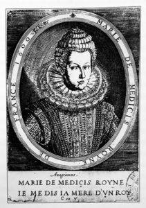 Marie de Medicis vers 1600, bibliothèque municipale d'Avignon