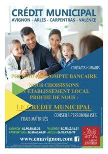 ouvrez un compte au Crédit Municipal