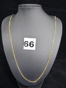 2 créoles en or tricolore (diam 1,5cm). PB 6,3g